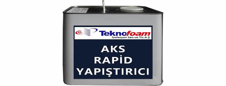 Aks Rapid Sünger Yapıştırıcısı