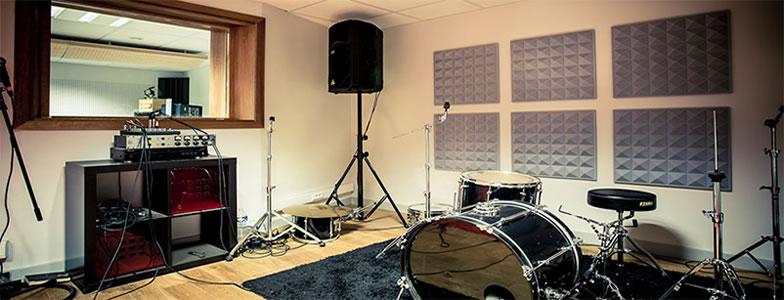 Müzik Odası Ses Yalıtımı Uygulaması