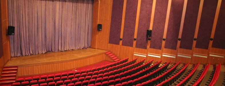 Sinema Salonu Ses Yalıtımı Uygulaması