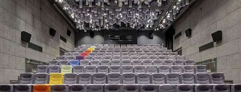 Sinema Salonu Gürültü Yalıtımı