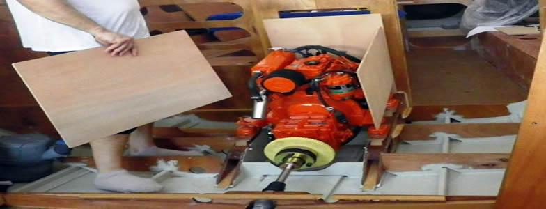 Tekne Motoru Ses Yalıtımı