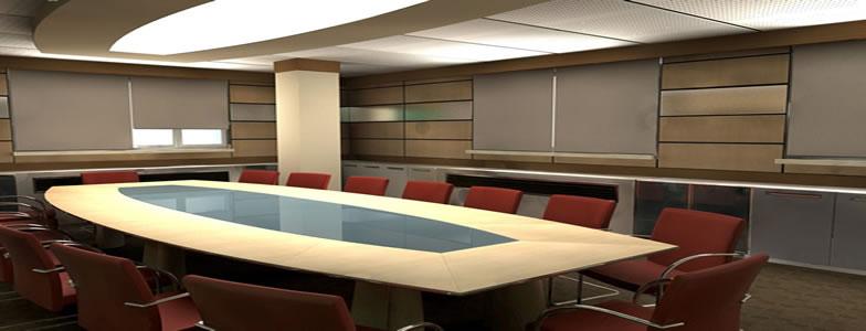 Toplantı Odası Ses Yalıtımı Uygulaması